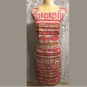 Tahari Arthur S Levine Women's Dress Knee Length